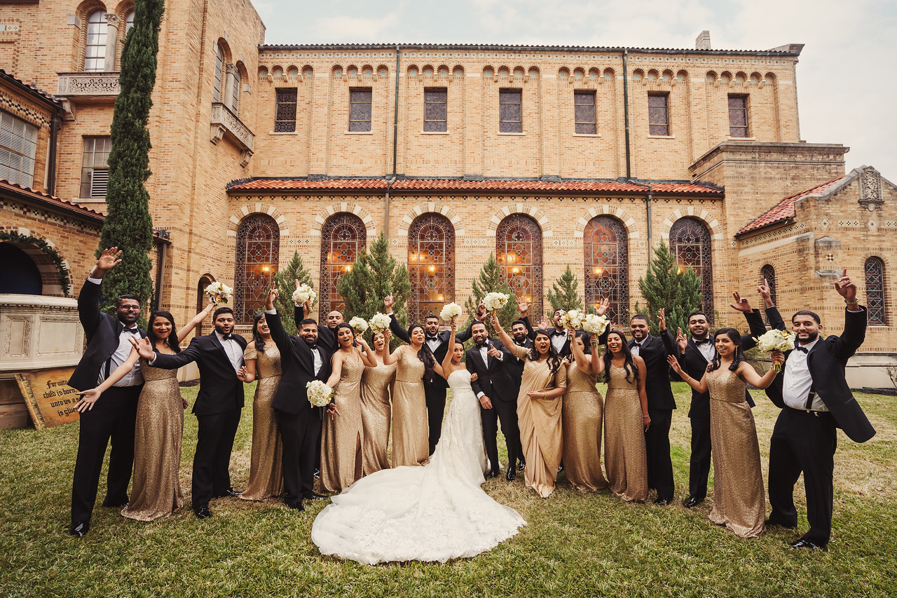 Houston Wedding Services